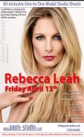 Rebecca Leah  - Studio Day - Friday 13th April 2018