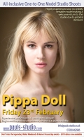 Pippa Doll - Studio Day One to One Bookings - Friday 23rd February 2018